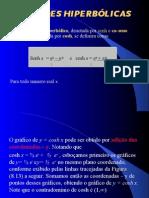 FUNÇÕES HIPERBÓLICAS2