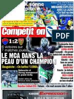 Edition du 03 octobre 2009