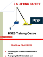 Rigging Safety Training FINAL