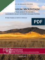 Plutonium Mountain Web