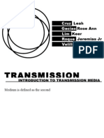 Transmission Media Ppt Final