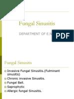 Fungal Sinusitis1