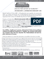 Tract Riposte 1 BD