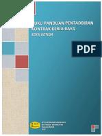 Buku Panduan Pentadbiran Kontrak