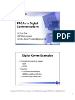 FPGAs in Digital Communications