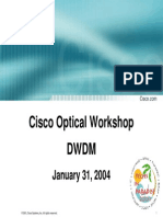 Cisco DWDM