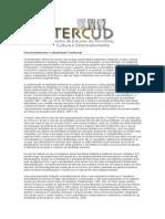 Desenvolvimento e Identidade Territorial