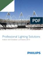 Philips Luminaires 2013