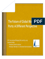 The Future of Global Maritime Ports - Gerhardt Muller
