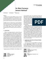 Aplicarea Analizei Discrete La Modelarea Procesului Din Furnal