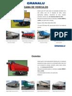 Granalu_Gama de Vehículos_2014