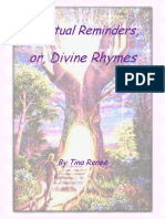 Spiritual Reminders or Divine Rhymes - PDF