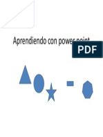 Aprendiendo Con Power Point
