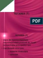 Tetania
