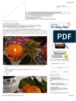 DIY Satsuma Candle – Honestly WTF