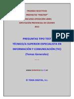 Poctep Tests Tco Tic