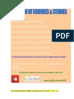 Sciences & Studies English Words VRK100 03102009