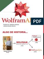 WolframAlpha Presentación