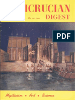 Rosicrucian Digest, September 1947