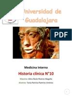 Historia clínica 10