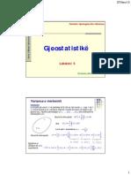 Gjeostatistike Lek 5