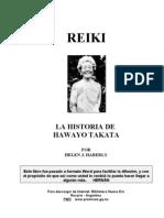 REIKI - La Historia de Hawayo Takata