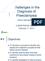 PQCNC Challenges in the Diagnosis of Preeclampsia