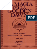 Israel Regardie La Magia Della Golden Dawn Vol I