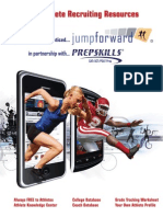 Prep Skills Brochure