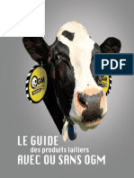 Greenpeace Guide Ogm Fromage
