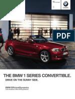 BMW US 1SeriesConvertible 2013