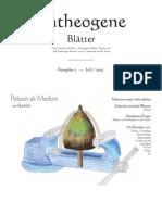 [Psilocybin de]Entheogene Blaetter Juli 07-2002 Drogen Thc Psilocybin Psilocin Xtc