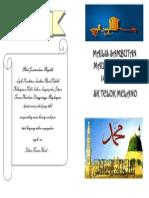 contoh buku program