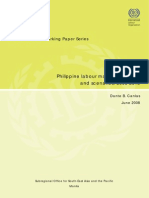 ILO Asia Pacific Working Paper Series