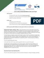 Panama Canal Authority statement | Jan. 7, 2014 (English)