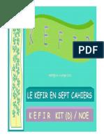 Kefir kit(d) Noë KEFIR de Lait et Histoire