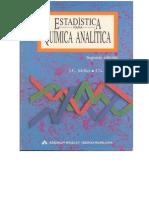 Miller J C - Estadistica Para Quimica Analitica