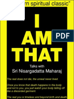 [Vedanta]I Am That - Sri Nisargadatta Maharaj