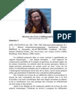 Depraz_Résumés des Cours et Bibliographies_2012-2013