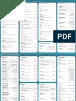 CSS 2 Visual Cheat Sheet
