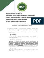 Atividade 1 - Tec Infor e Com.