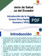 Vacuna Hpv Implementacion