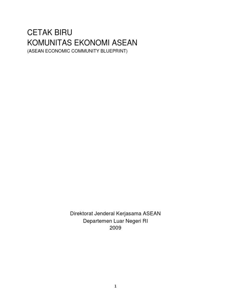 Cetak biru komunitas ekonomi asean malvernweather Choice Image