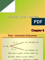 SAPM - Risk Aversion