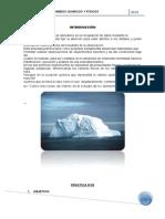 PRACTICA  N°06 PLATA , MERCURIO  Y  PLOMO