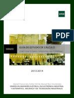 Calculo Guia Parte 2 Curso2013-14