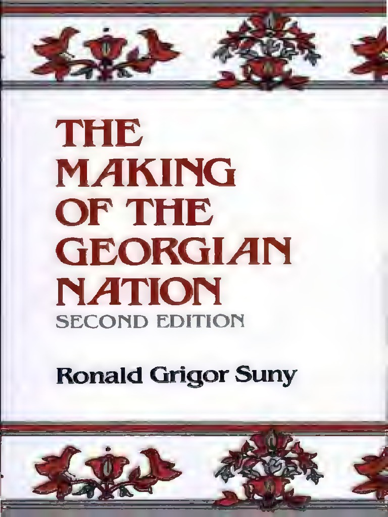 R g suny the making of the georgian nation studies of r g suny the making of the georgian nation studies of nationalities georgia country hittites fandeluxe Choice Image