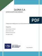 Tarea 3 - Grupo Gloria