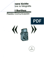 AI04 Camera Lucida Roland Barthes