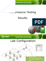 Multi-tenant Database Performance Tests Results - Litwarehr